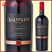 【飲み頃】バルディビエソ シングルヴィンヤード メルロー レセルヴァ 2011(赤) 750ml