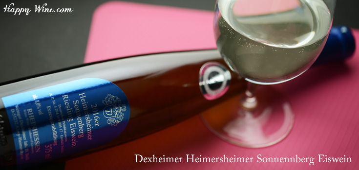デクスハイマー ハイマースハイマー ゾンネンベルク リースリング・アイスヴァイン(白)【夏季クール便推奨】 375ml