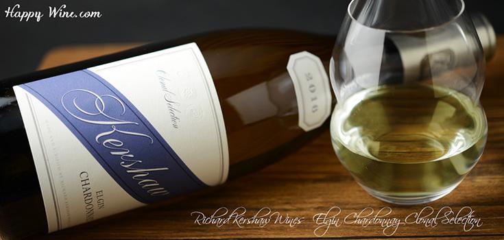 リチャード・カーショウ・ワインズ エルギン シャルドネ クローナル・セレクション(白)  750ml