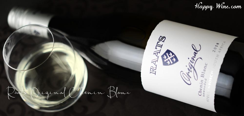 ラーツ オリジナル・シュナン・ブラン(白) 750ml
