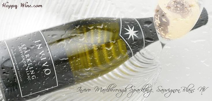 インヴィーヴォ マールボロ スパークリング ソーヴィニヨン・ブラン(白.泡) 750ml